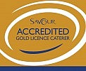 Lush Catering is now Gold Licence accredited